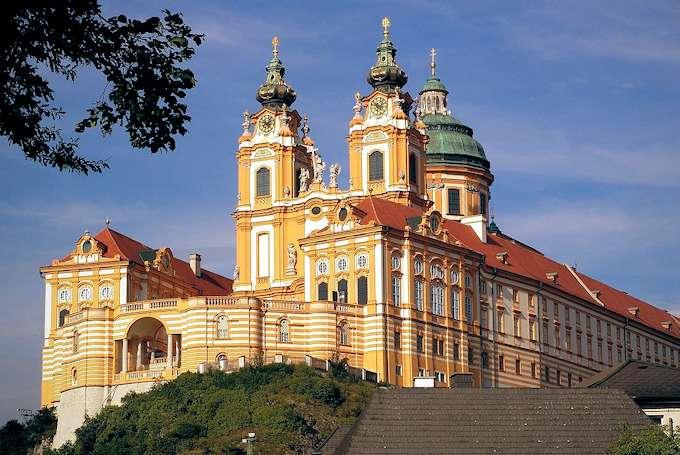 L'abbazia di Melk