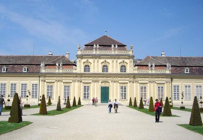 Il Belvedere inferiore