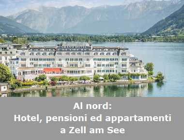 Hotel e pensioni a Zell am See