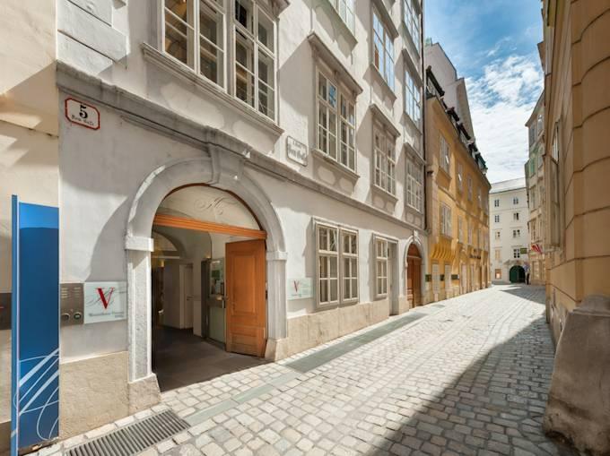 La casa di Mozart (Mozarthaus) a Vienna