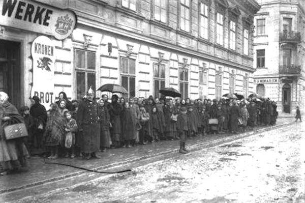 L'Austria nella prima guerra mondiale (1914-1918)