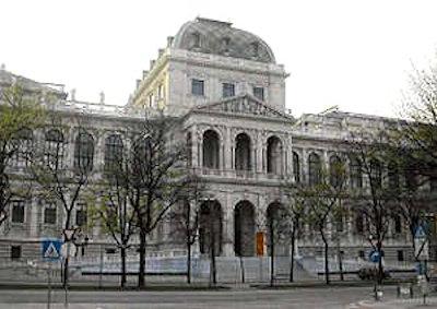 L'università di Vienna