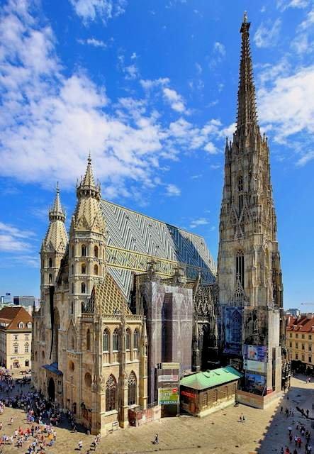 Il duomo di Santo Stefano, Vienna