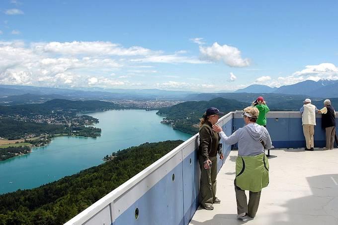 La leggenda del lago Wörthersee Woerthersee4