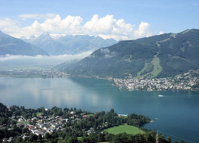 Zell am see for Designhotel zell am see